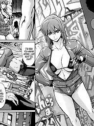 Anal, Hentai, Manga, Anal cartoon