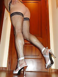 Upskirt, Lingerie, Upskirt stockings