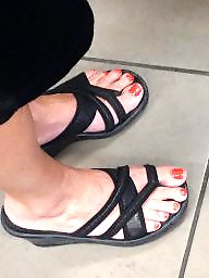 Feet, Fetish, Sandals