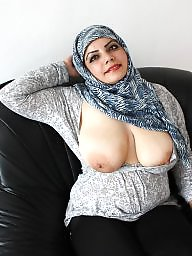Arab, Muslim, Arab bbw, Bbw arab, Arab boobs, Arab hijab