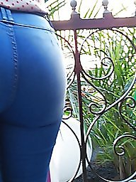 Hidden cam, Latin milf, Ass latin