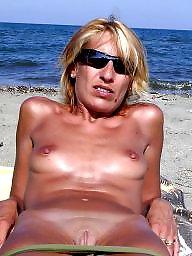 Mature amateur, Blond mature