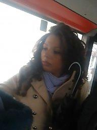 Romanian, Hidden, Bus, Spy cam