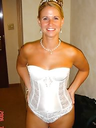 Bride, Brides, Cute, Amateur