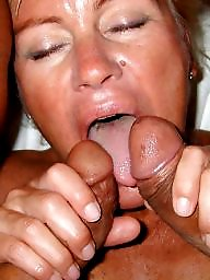 Cuckold, Milf sex, Interracial cuckold