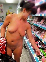 Shopping, Naked