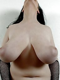 Huge tits, Huge boobs, Huge, Huge nipples