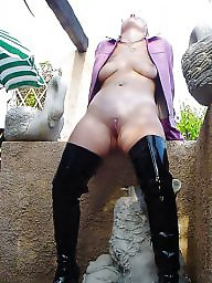 Beautiful mature, Stockings mature, Amateur stocking