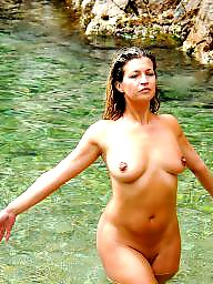 Mature beach, Mature tits, Beach mature, Natural tits, Bunny, Beach tits