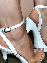 Feet, Latin mature, Mature latin