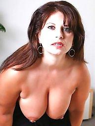 Mature boob