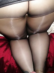 Pantyhose, Pantyhose ass, Girlfriend, Show, Tight ass, Amateur pantyhose