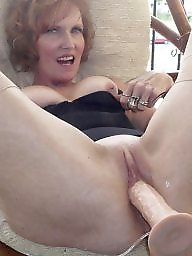 Milf sex, Toying