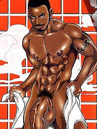 Drawings, Interracial cartoon, Interracial cartoons, Interracial, Drawing, Cartoons