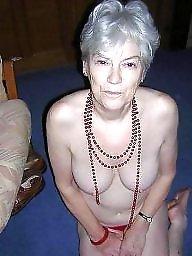 Granny, Grey, Naked granny, Grannis