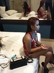 Threesome, Indonesian, Escort, Asians