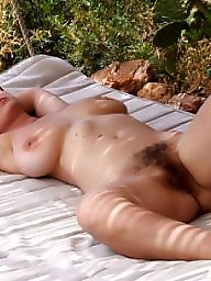 Hairy pussy, Babe