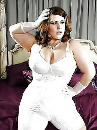 Girdle, Corset, Bbw stocking, Bbw stockings, Corsets, Stockings bbw
