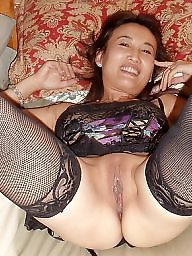 Milf, Asian mom, Milf mom