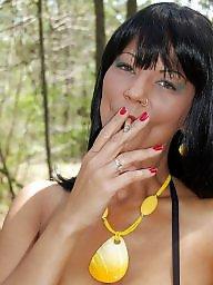 Smoking, Smoke, Sluts, Smoking sluts