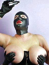 Latex, Lady, Tit bdsm