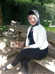 Turban, Turkish, Turkish hijab, Turkish turban, Turkish amateur, Turbans