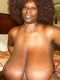 Black, Monster, Ebony bbw, Monster boobs, Bbw ebony