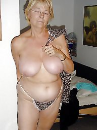 Old, Mature boobs, Old bbw, Big mature