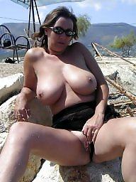 Holiday, Scottish, Milf boobs