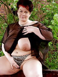 Bbw mature, Vintage mature, Outside, Bbw matures, Bbw vintage