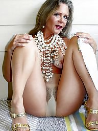 Hairy mature, Mommy, Hairy matures