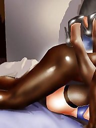 Interracial cartoon, Cuckold, Interracial cartoons, Cuckold cartoon, Cartoon, Cartoon interracial