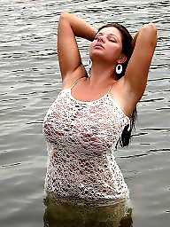 Big tits, Natural, Nature, Tit