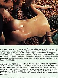 Magazine, Vintage hairy, Orgy