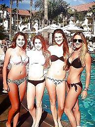 Bikini, Teen beach, Bikinis, Group beach, Bikini amateur