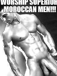 Big cock, Big cocks, White, Moroccan
