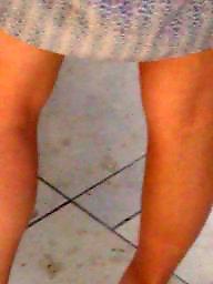 Asian, Legs, Candid, Leggings, Leg