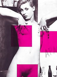 Vintage, Magazine, Magazines, Stripper