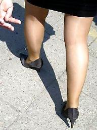 Upskirt, Street, Teen nylon, Nylon, Amateur nylon, Nylon teen