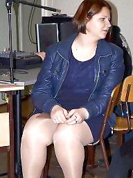 Leggings, Legs, Mature legs, Mature mix, Mature leg