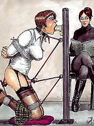 Bdsm, Bdsm cartoon, Femdom, Femdom cartoon, Cartoon bdsm, Femdom cartoons