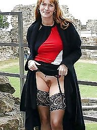 Mature british, British mature, Mature stocking, British milf