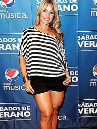 Leggings, Legs, Celebrity, Latinas, Leg, Latin