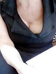 Upskirt, Public, Flash