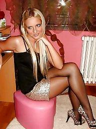 High heels, Stockings heels, Teen stockings