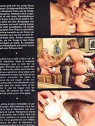 Vintage, Magazine, Magazines, Hairy vintage, Vintage blowjobs