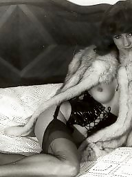 Vintage, Milf stockings, Milf stocking