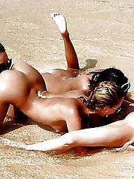 Beach, Teen public, The public, Public slut, Girl
