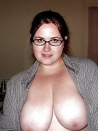 Big tits, Big boobs, Glasses, Tits, Big, Boobs
