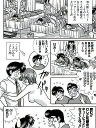 Comic, Comics, Japanese cartoon